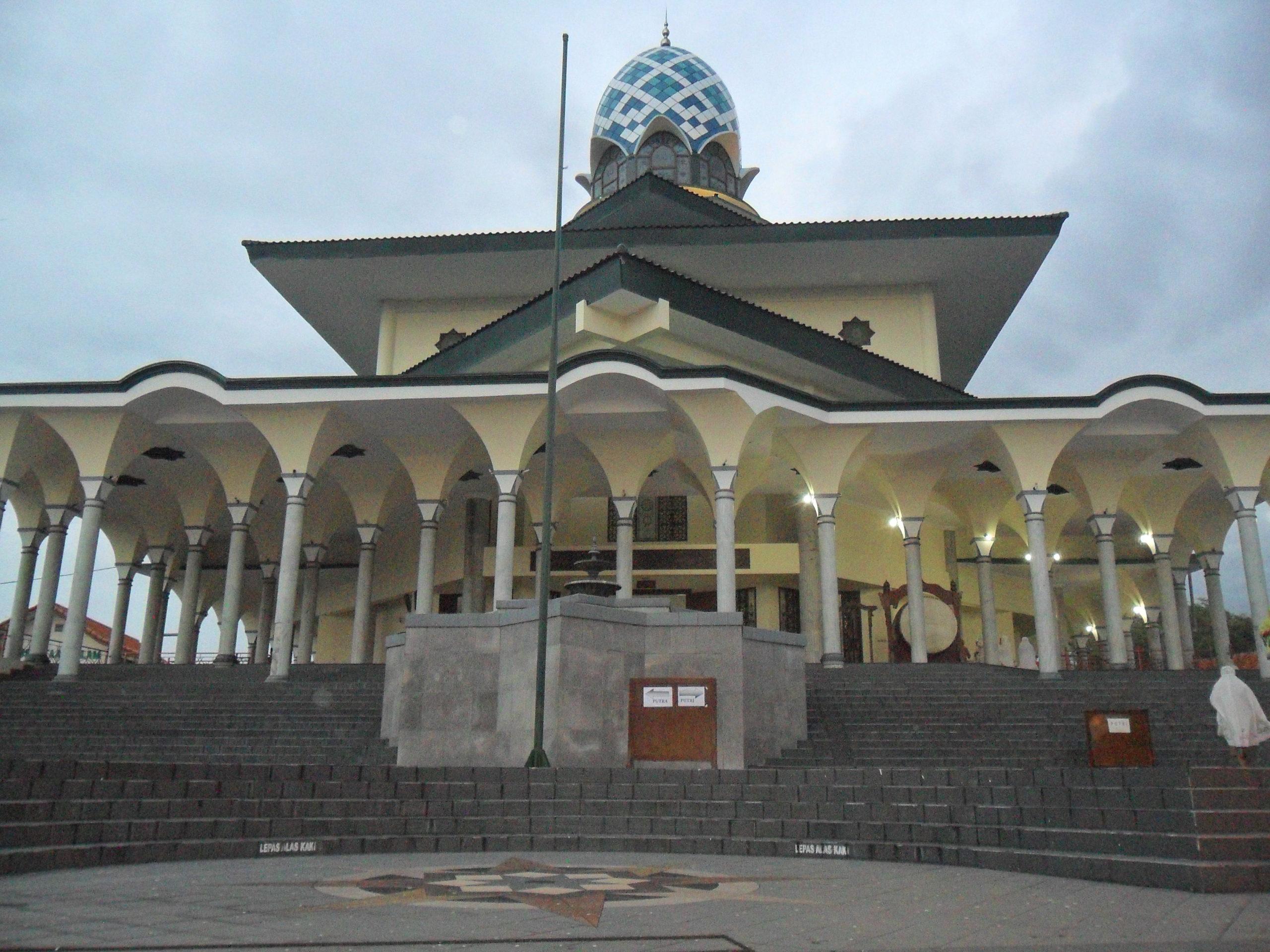 Pemkab Kediri Imbau Sholat Idul Fitri 1441 H di Rumah Saja