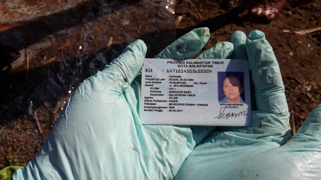 Warga Purwoasri Kab.Kediri Geger Karena Temukan Jasad Wanita Tua Hanyut di Sungai Brantas