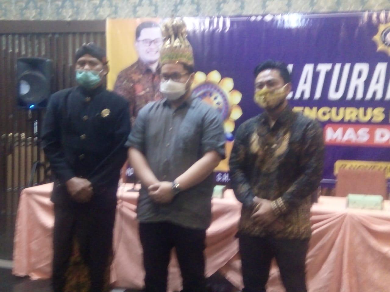 Mas Dhito Bersilaturahmi Dengan PHDI Kabupaten Kediri