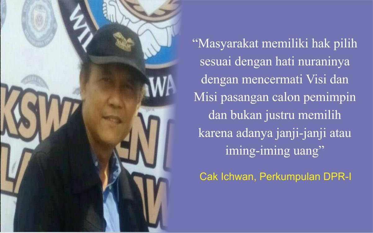 Perkumpulan DPR-I Jawa Timur, Memilih Pemimpin Bersih Dan Berintegritas