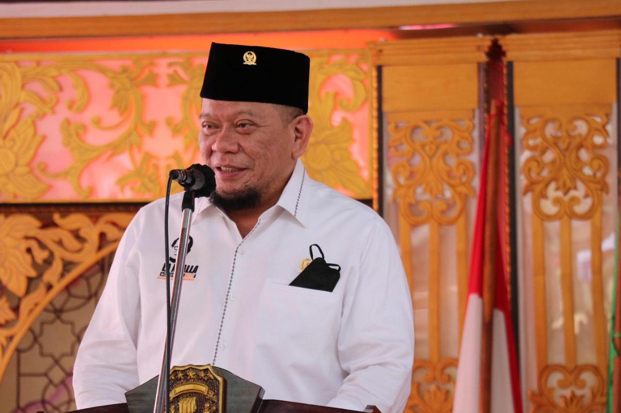 Ketua DPD RI Apresiasi Pemprov Jatim Karena Stok Pangan Aman